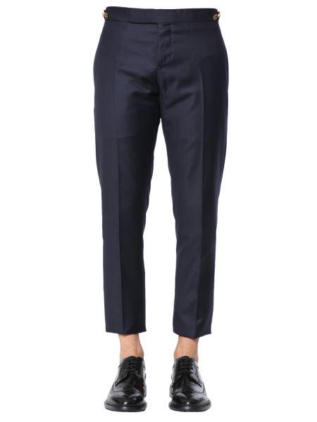 Thom Browne - Super 120's Wool Low Skinny Fit Pants