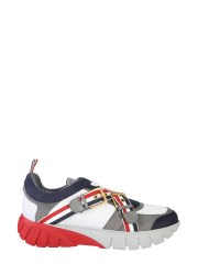 THOM BROWNE - SNEAKER RAISED RUNNING