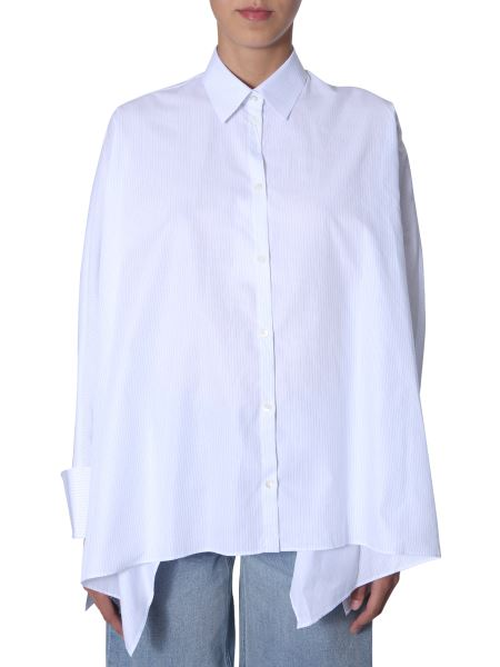 Maison Margiela - Oversize Fit Cotton Shirt