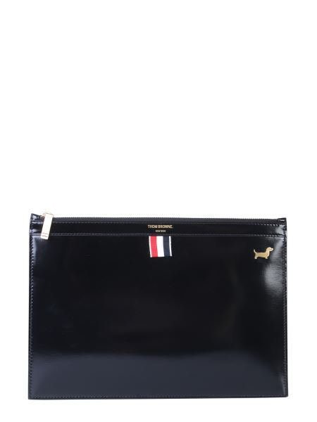 Thom Browne - Porta Tablet Piccolo In Versace
