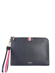 THOM BROWNE - POUCH IN PELLE