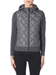 """CANADA GOOSE - GIACCA """"HYBRIDGE QUILTED"""""""