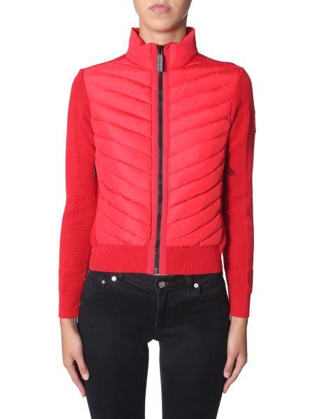 "Canada Goose - ""hybridge"" Wool Jacket With Zip"