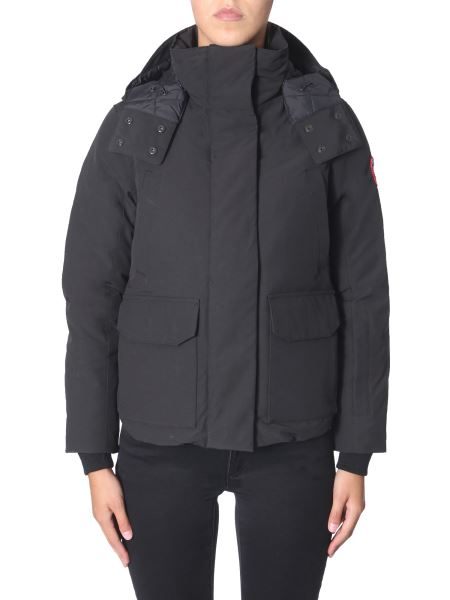 "Canada Goose - ""blakely"" Down Jacket With Removable Hood"