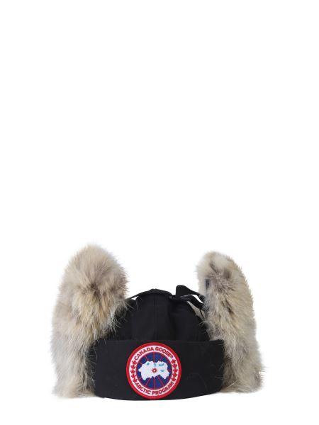 Canada Goose - Cappello Aviatore Con Pelliccia