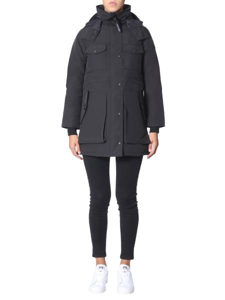 """Canada Goose - """"gabriola"""" Down Jacket With Removable Hood"""