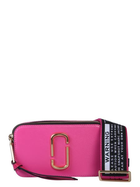Marc Jacobs - Camera Bag Small Snapshot In Pelle