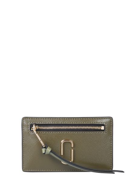 Marc Jacobs - Snapshot Leather Card Holder
