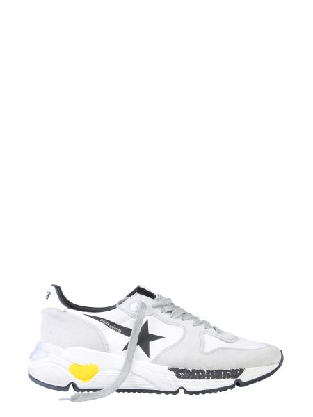 Golden Goose Deluxe Brand - Running Star Leather Sneakers