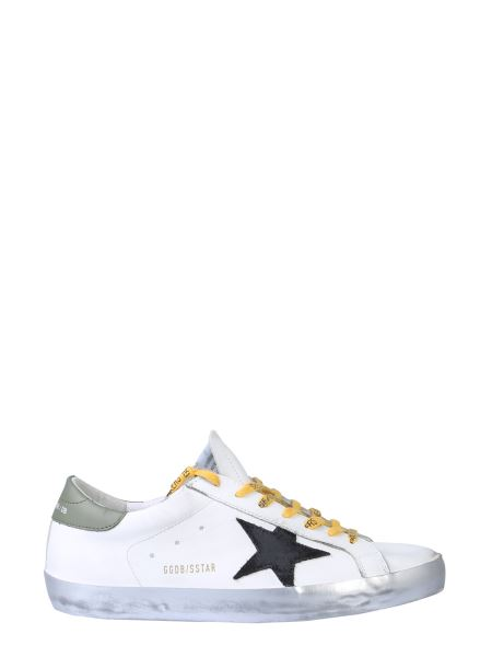 Golden Goose Deluxe Brand - Superstar Leather Sneakers
