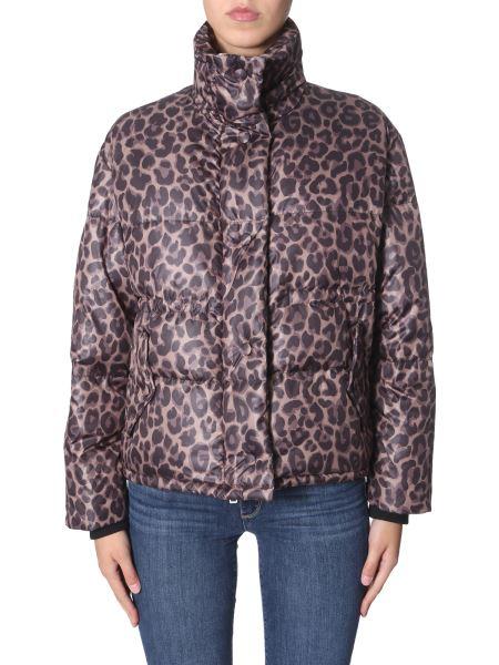 """Golden Goose Deluxe Brand - """"yuri"""" Leopard Print Down Jacket"""