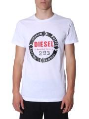 DIESEL - T-SHIRT T-DIEGO-C1