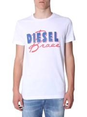 DIESEL - T-SHIRT T-DIEGO-C2