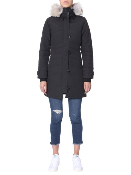"Canada Goose - ""loret"" Parka With Furnished Hood"