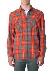 DIESEL - CAMICIA S-EAST-LONG-E