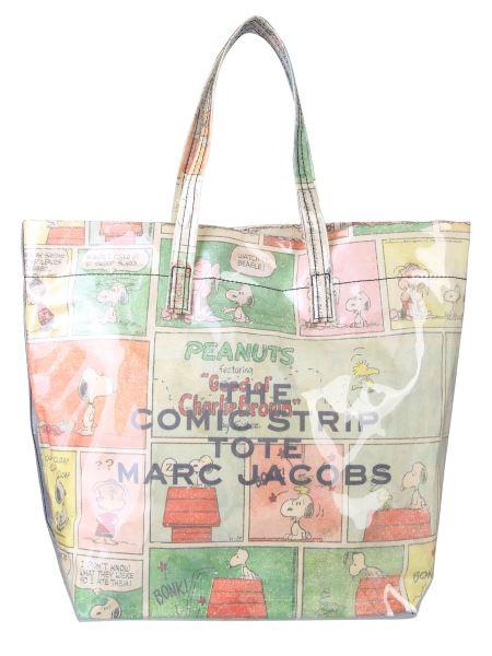 Marc Jacobs - Small Pvc Peanuts® X Marc Jacobs Shopping Bag
