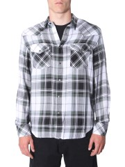 DIESEL - CAMICIA S-EAST-LONG-F