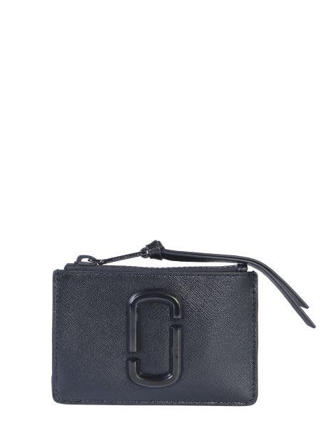Marc Jacobs - Snapshot Dtm Leather Wallet