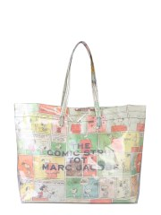 MARC JACOBS - BORSA SHOPPING IN PVC