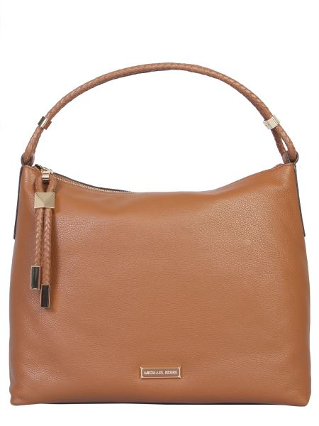 "Michael By Michael Kors - ""lexington"" Hammered Leather Bag"