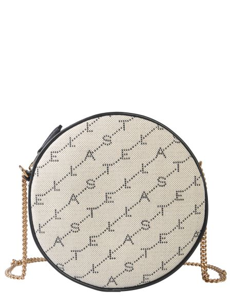 Stella Mccartney - Mini Round Cotton Bag