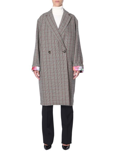Stella Mccartney - All Together Now Checked Coat