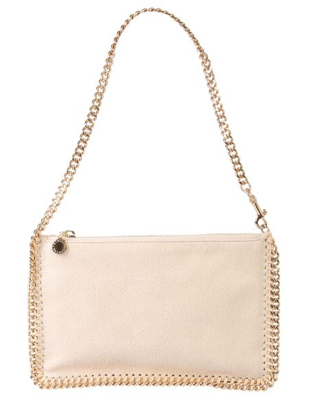 Stella Mccartney - Falabella Pouch In Shaggy Deer