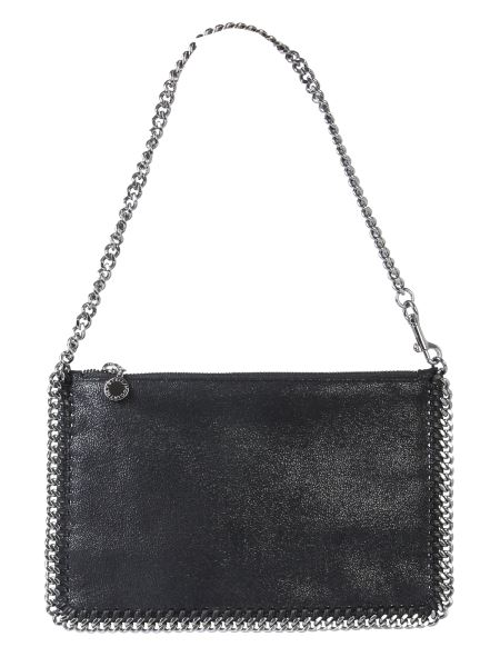 Stella Mccartney - Falabella Clutch In Shaggy Deer