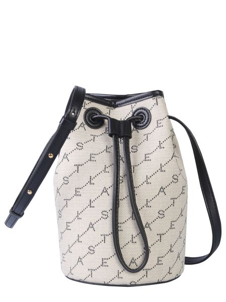 Stella Mccartney - Mini Monogram Bucket Bag