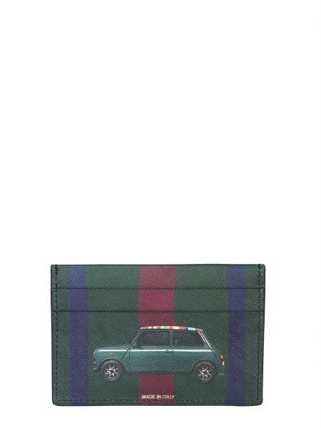 Paul Smith - 6cc Mini Leather Card Holder