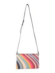 "PAUL SMITH - BORSA A TRACOLLA ""SPRING SWIRL"""