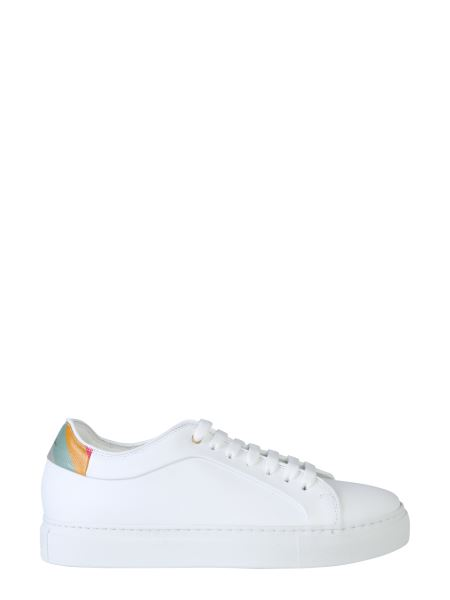 "Paul Smith - ""envelope"" Leather Sneakers"
