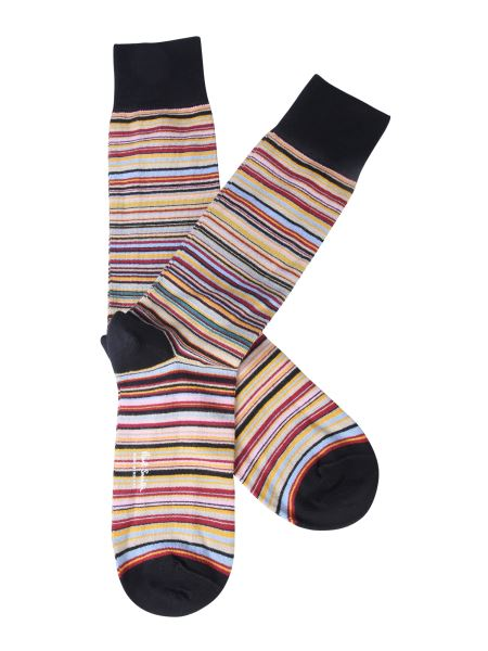 Paul Smith - Calzini A Riche In Misto Cotone