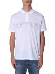 PS BY PAUL SMITH - POLO IN JERSEY DI COTONE