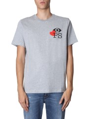 "PS BY PAUL SMITH - T-SHIRT ""LOVE PS"""