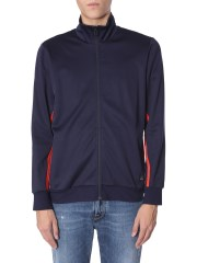 PS BY PAUL SMITH - FELPA CON ZIP