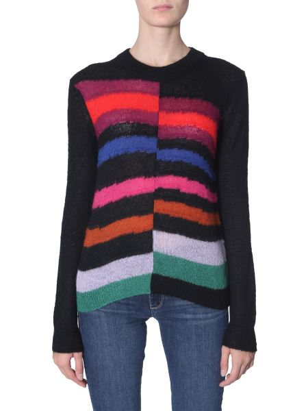 Ps By Paul Smith - Maglia In Mohair