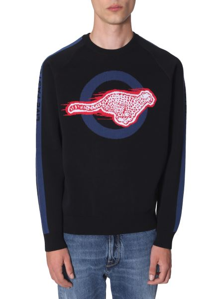 Ps By Paul Smith - Crew Neck Cotton Sweater