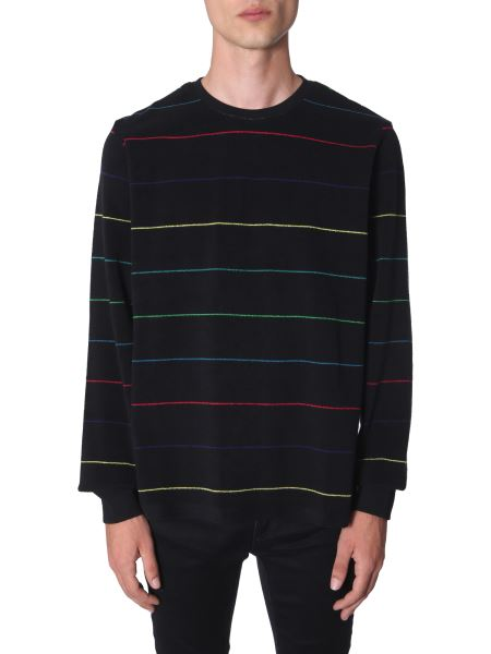 Ps By Paul Smith - Lined Cotton Sweater