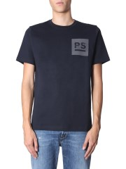 "PS BY PAUL SMITH - T-SHIRT ""PS SQUARE"""