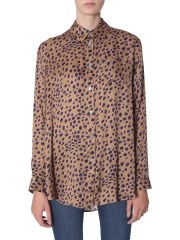PS BY PAUL SMITH - CAMICIA CON STAMPA ANIMALIER