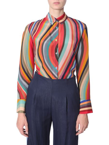 Ps By Paul Smith - Camicia In Seta