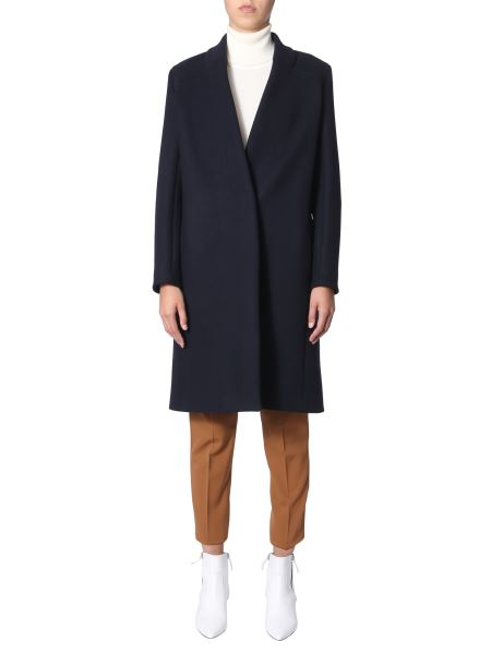 "Sportmax - Mixed Wool ""sarda"" Coat"