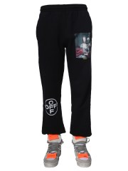 OFF-WHITE - PANTALONE JOGGING