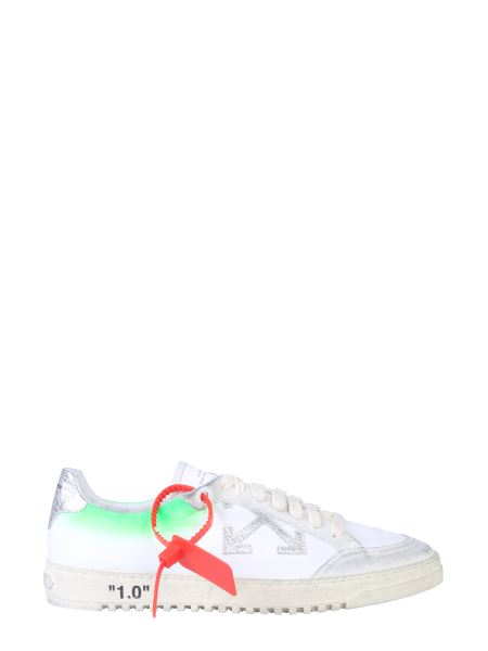 Off-white - 2.0 Low Leather Sneaker