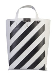 OFF-WHITE - BORSA TOTE DIAGONAL