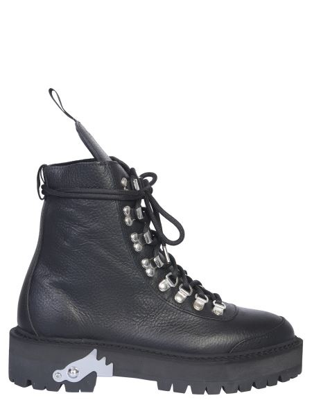 Off-white - Hiking Leather Boots