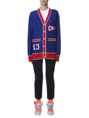 "OFF-WHITE - CARDIGAN ""FLAG"""