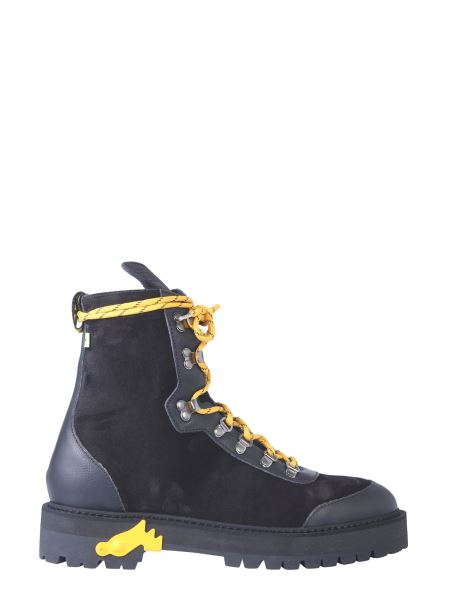 Off-white - Hiking Leather Boot
