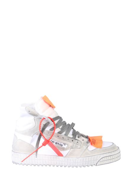 Off-white - High 3.0 Leather Sneaker